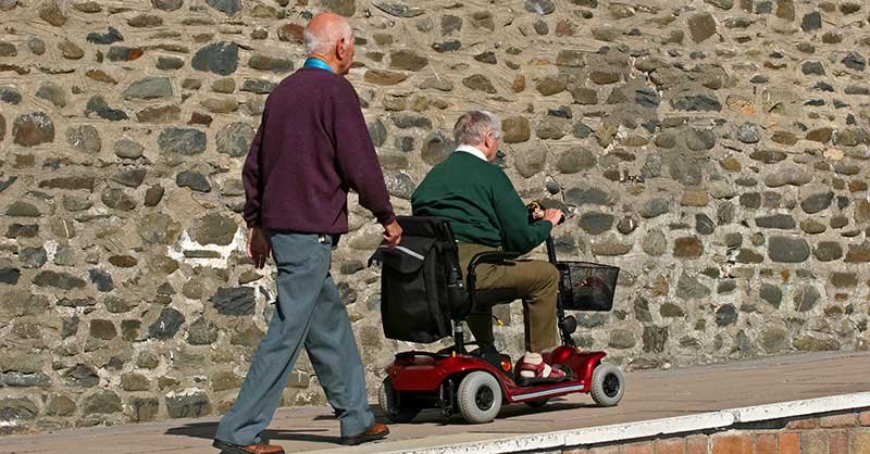 Can-mobility-scooter-do-steep-climb