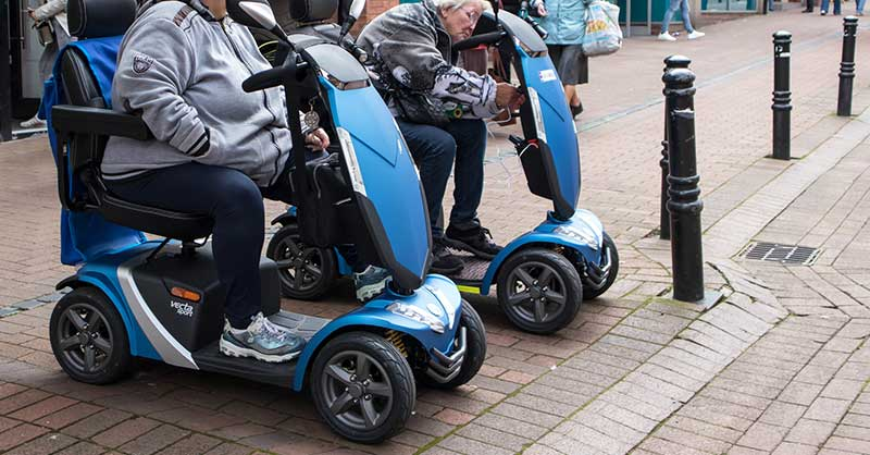 Top 6 Mobility Scooters for Adults that Will Keep them Going this 2021
